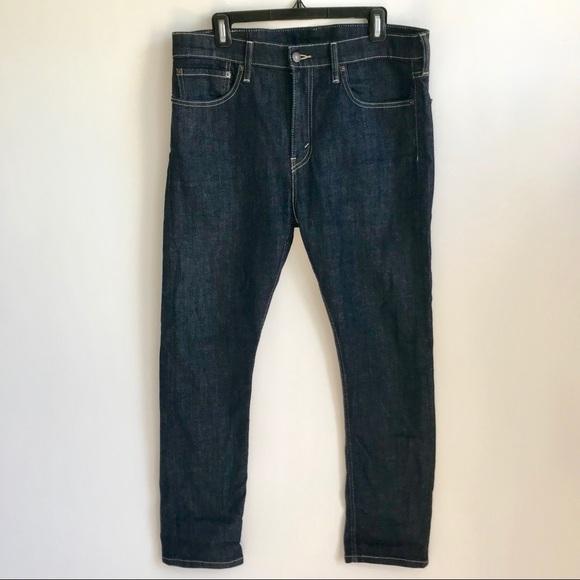 Levi's Other - Men's Levi Strauss & Co Dark Wash Jeans